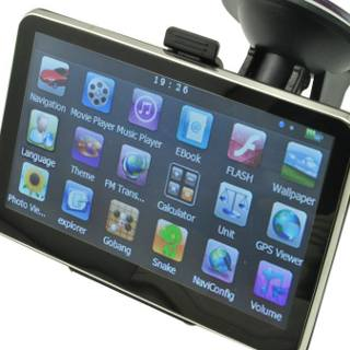 Wynajem Nawigacji GPS