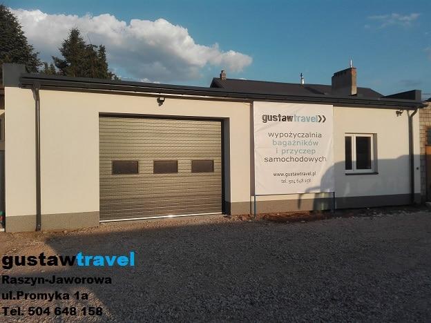 gustaw travel wypozyczalnia siedziba-raszyn-baner