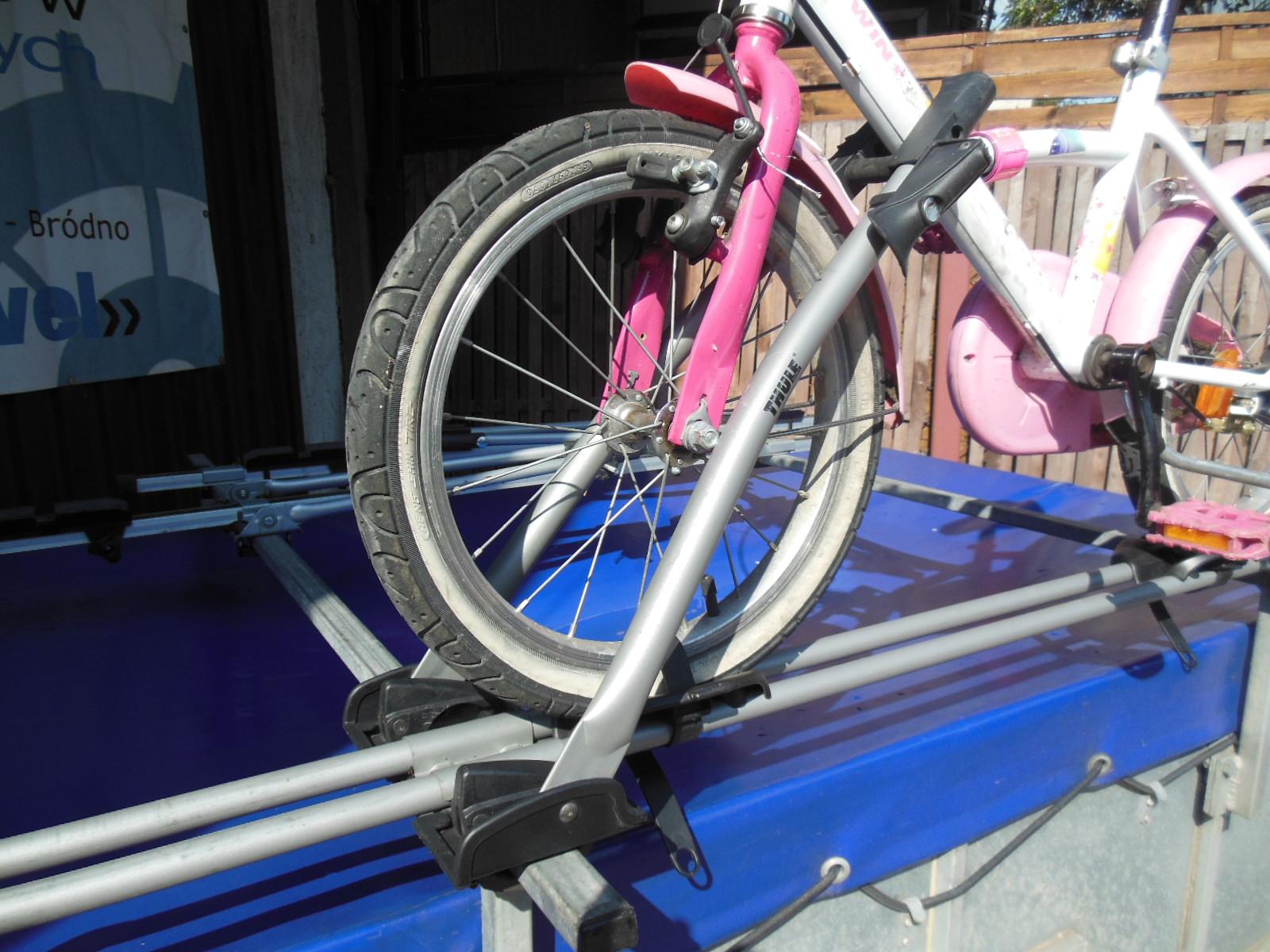 Rowerek na kołach 16''